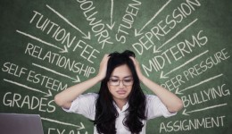 How college students can deal with anxiety