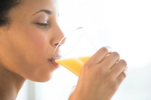 Can drinking orange juice help your memory?