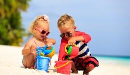 Kids need to wear sunglasses too