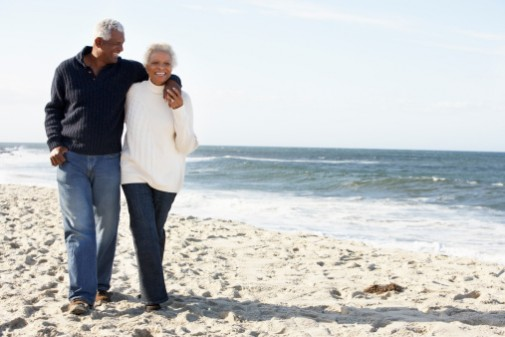 Take a walk for a healthier retirement