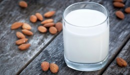 Your almond milk may not have very many almonds