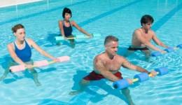 #FitnessFriday: Benefits of water aerobics