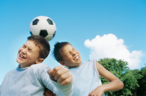 Banning headers in soccer won't reduce concussions, study finds