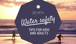 Infographic: 7 water safety tips