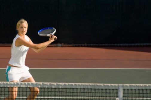 Why I play tennis