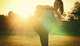 #FitnessFriday: Cardio kickboxing 101