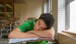 6 tips to help teens get enough sleep
