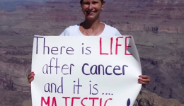 Gaile's story: There is life after cancer