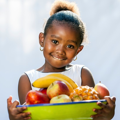Kids aren't eating enough whole fruit