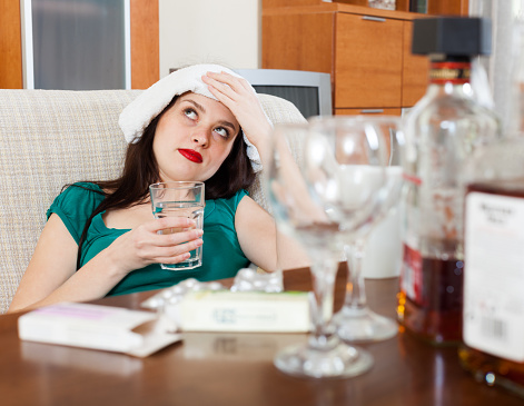 Can you prevent a hangover?