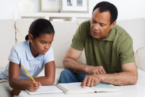 Create a homework friendly environment to help kids succeed