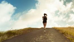 Is a 'runner's high' similar to smoking marijuana?