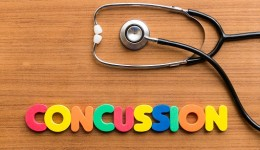 Toughing it out is not the answer when it comes to concussions