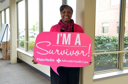 Sherri's story: Keeping the faith despite setbacks