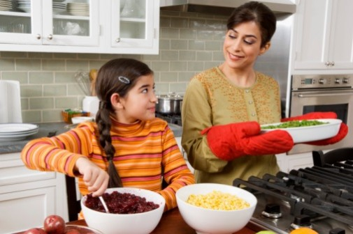Cooking tips for a hazard-free Thanksgiving