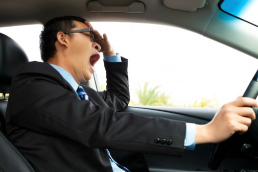 Drowsy driving just as dangerous as drunk driving