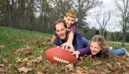 Safety tips for Turkey Bowl football fun