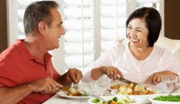 Why men eat more while dining with women