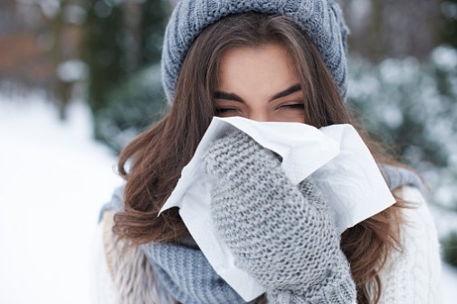 Are your gloves and scarves swarming with germs?