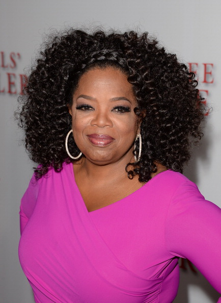 Oprah Winfrey taps into the emotional side of weight loss