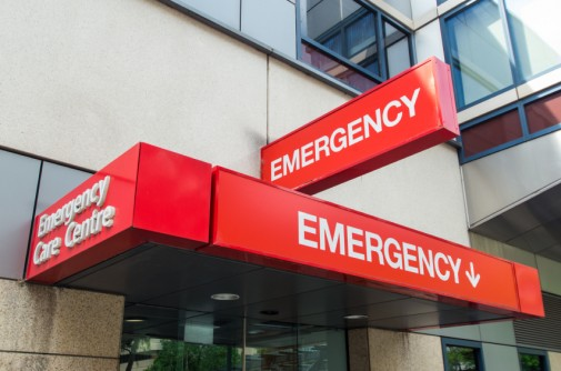 Is the emergency room the right place to go?