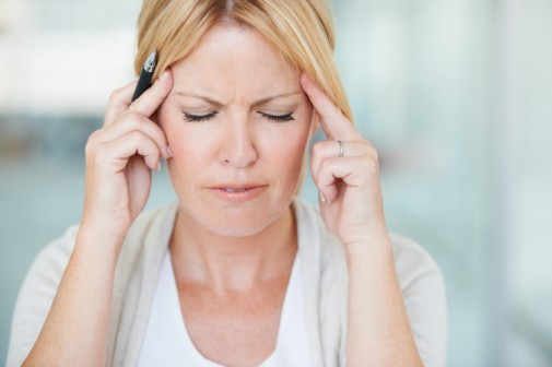 Menopause can be a risky time for migraine sufferers