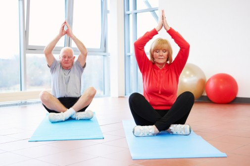 Yoga may improve stability in seniors