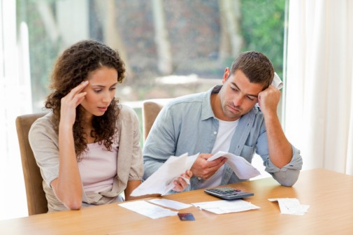 Blood pressure linked to spouse's stress level