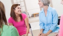 Support group empowers women with heart disease