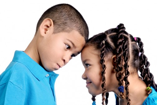 Parents: How to deal with sibling rivalry