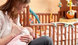 Breastfeeding may be good for mom's heart