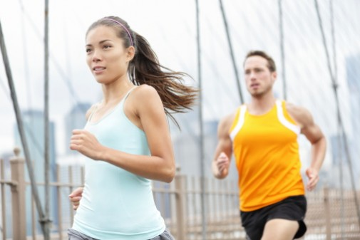 Does gender matter when it comes to running?