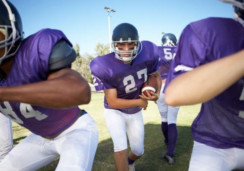 Why your kid's football helmet better fit