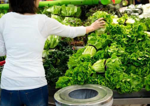 Leafy green vegetables fuel good digestive health