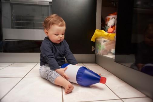 Preventing poisoning in children