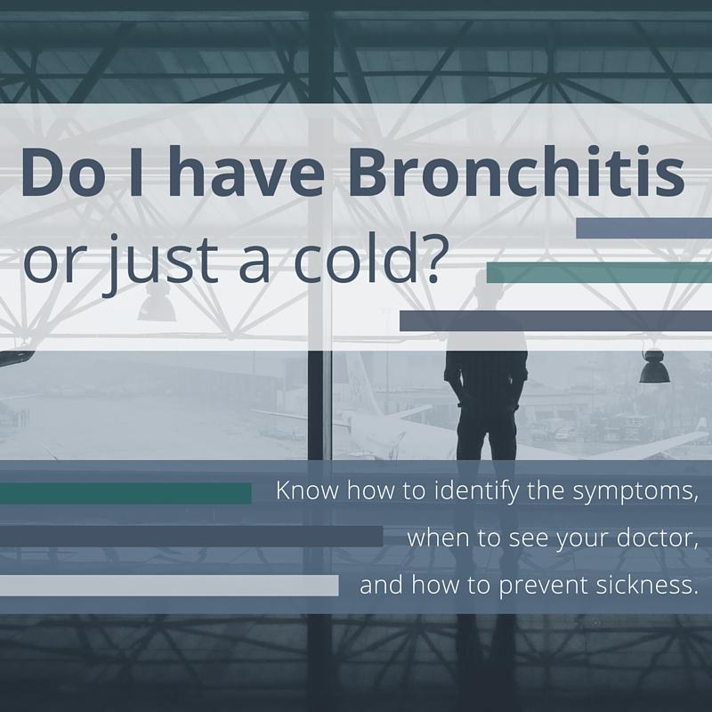 do i have bronchitis 1