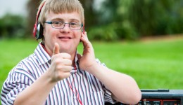 Music is good medicine for those with Down syndrome