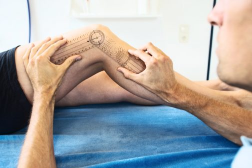 Knee replacement might raise risk of hip and spine fractures