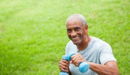 Physical activity may extend life of people with prostate cancer