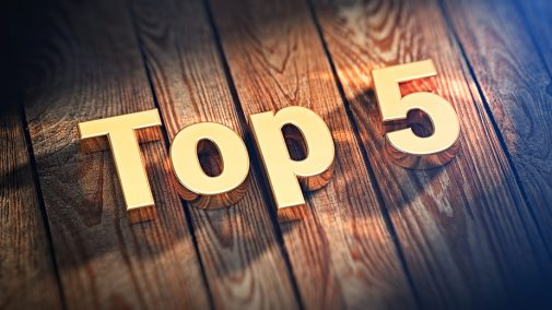 ICYMI: Top 5 stories this week