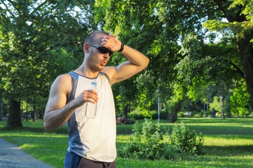Runners: Exercise caution before hitting pavement