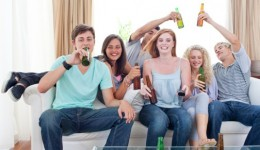 Can a teen's clothing reveal if they drink?