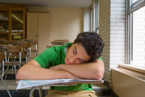 The dangerous impact of sleepy teens