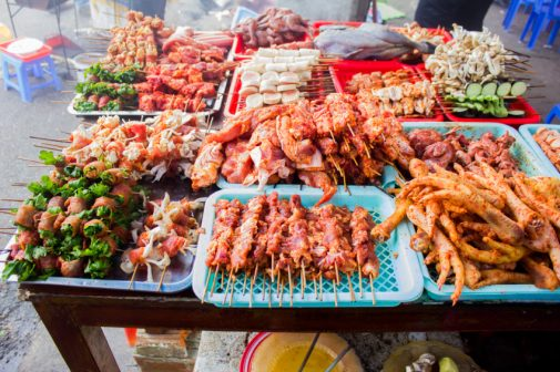 Gluttonous getaways lead to weight gain