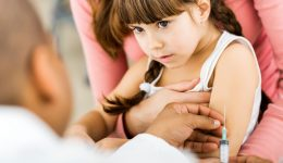 No more nasal spray for kids getting the flu vaccine?