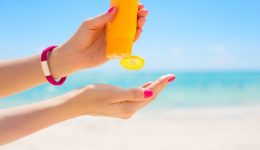 Infographic: Shield yourself with sunscreen