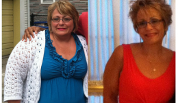 One woman's journey to lose over 100 pounds