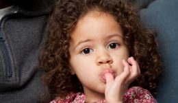 Could your kids' thumb-sucking and nail-biting be a good thing?