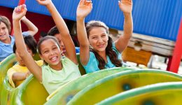 How safe are amusement park rides?