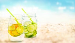 Is detox water healthier than regular water?